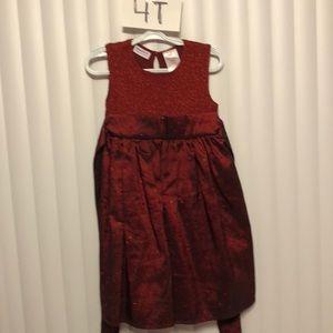Blueberry Boulevard 4t Dress